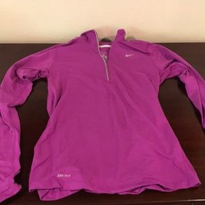 Nike running element long sleeve running top